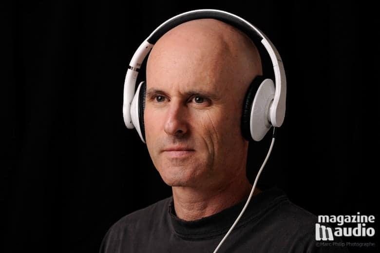 Je porte les écouteurs Mix-Style