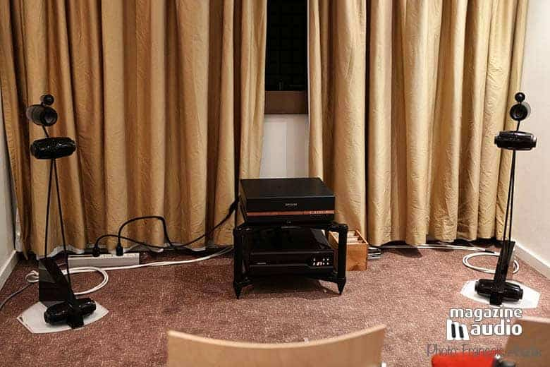 Système de haut-parleurs Leedh, minimaliste, mais sérieusement efficace