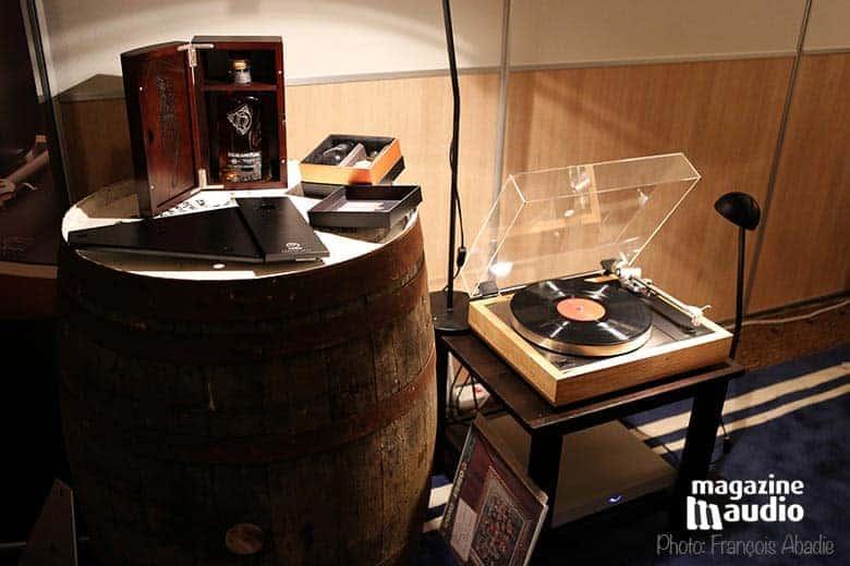 Linn LP12 célèbre de façon originale ses 40 ans