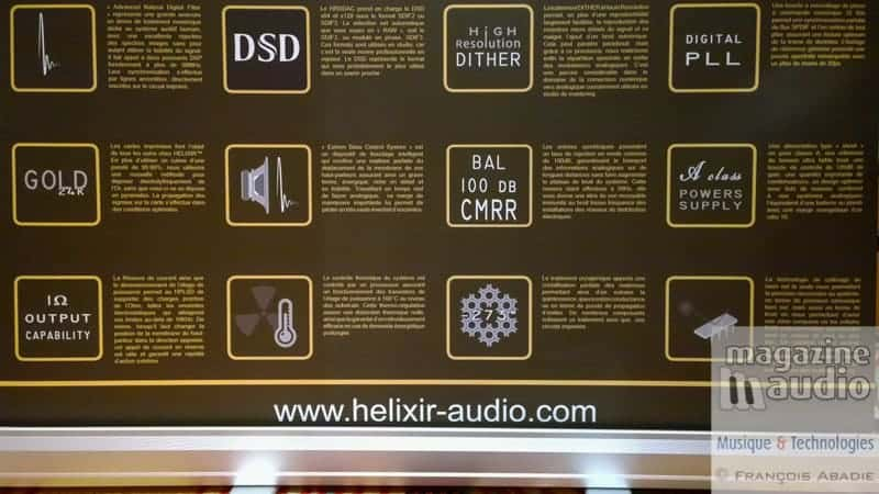 Helixir Audio fait en France