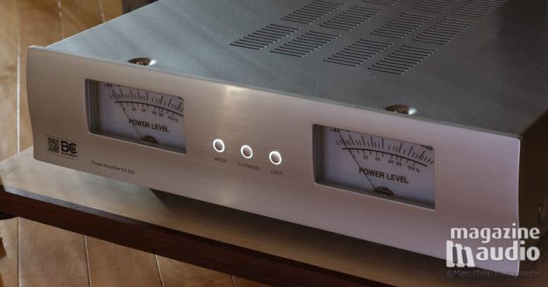 Amplificateur de puissance BC Acoustique EX522