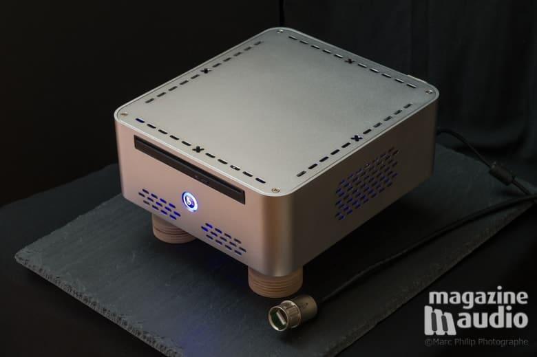 CeolBOX, une solution N.A.S de Michel Forbes (fait au Canada)