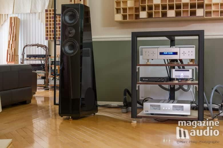 Best buy 2013: SVS Ultra Towers + CeolBOX + BC Acoustique EX522 power amp