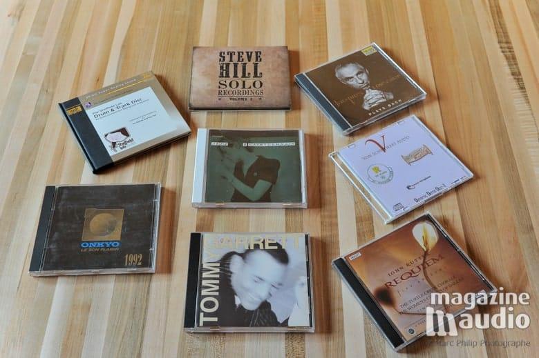 Quelques autres disques de référence.