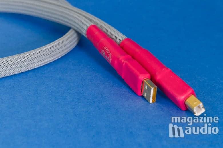 Câble USB Blueberry Hill Audio série Live