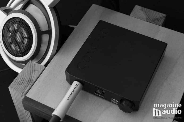 DAC USB Concero HP et HD