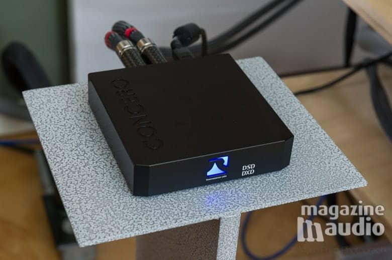 Concero USB DAC HD