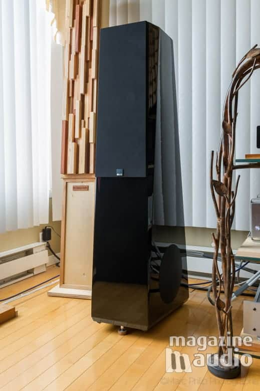 SVS Ultra Towers
