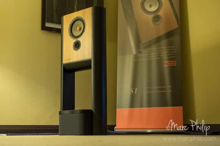 Grimm Audio 3 voies actives