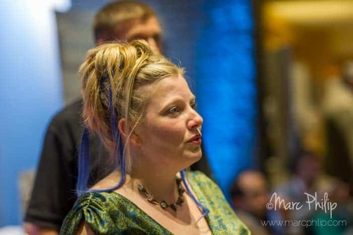 Sarah Tremblay, directrice du salon de l'audio de Montréal
