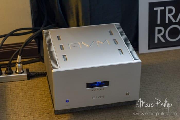 Amplificateur AVM