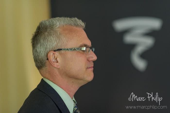 François Cauchon membre de l'équipe Plurison