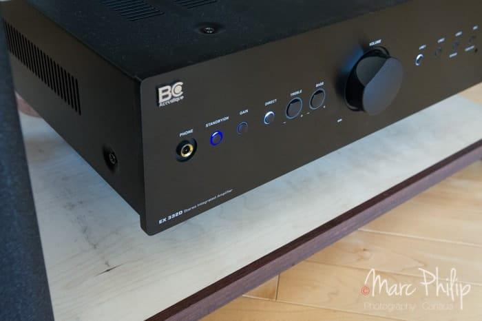 Ampli intégré BC Acoustique 332D