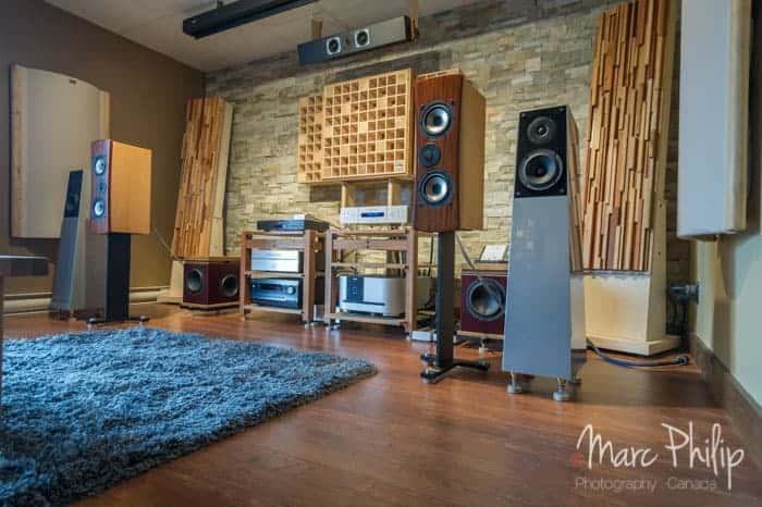 Pro Design Audio hifi system