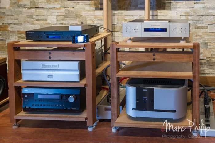 Relay + iPod4 chez Pro Design Audio
