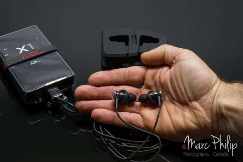 ADL X1 et EH008 Headphones
