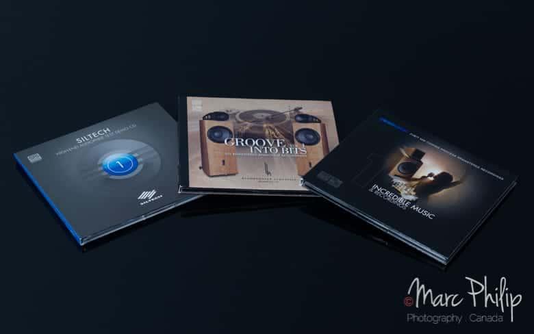 Une sélection de 3 CDs du label STS Digital