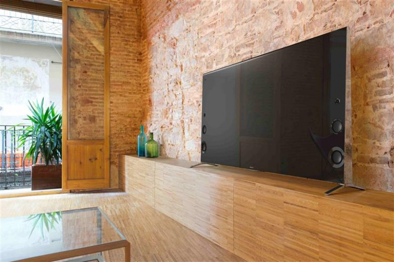 HD TV screen and ultra HD 4K solution