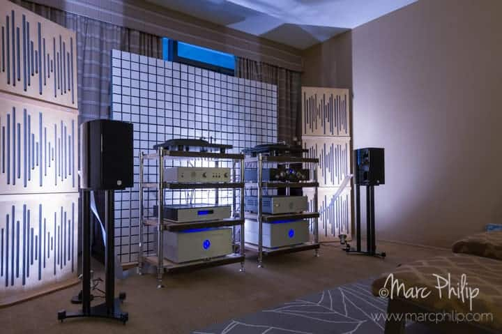 Charisma Audio au Taves 2014