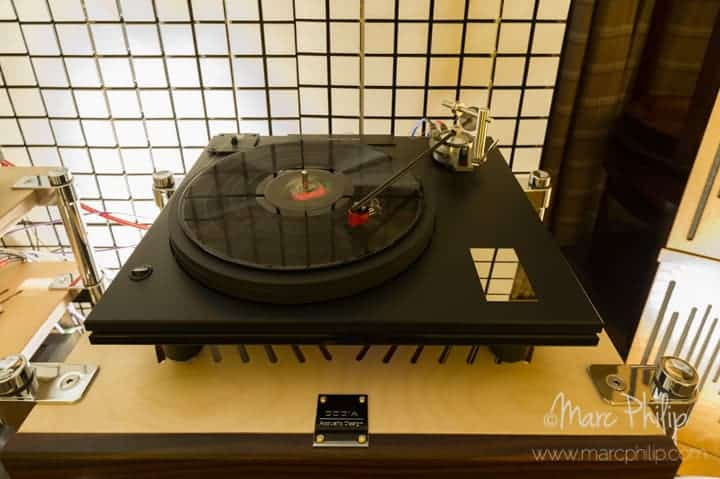 Platine analogique Well Tempered