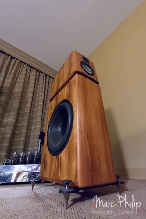 Euphoria Speaker Design, The Bullet ll