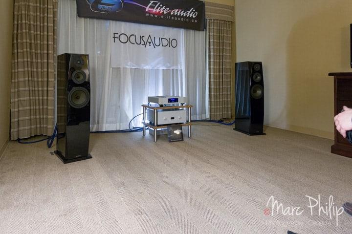 Focus Audio au TAVES 2014