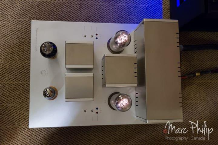 Amplificateur Psvane T845