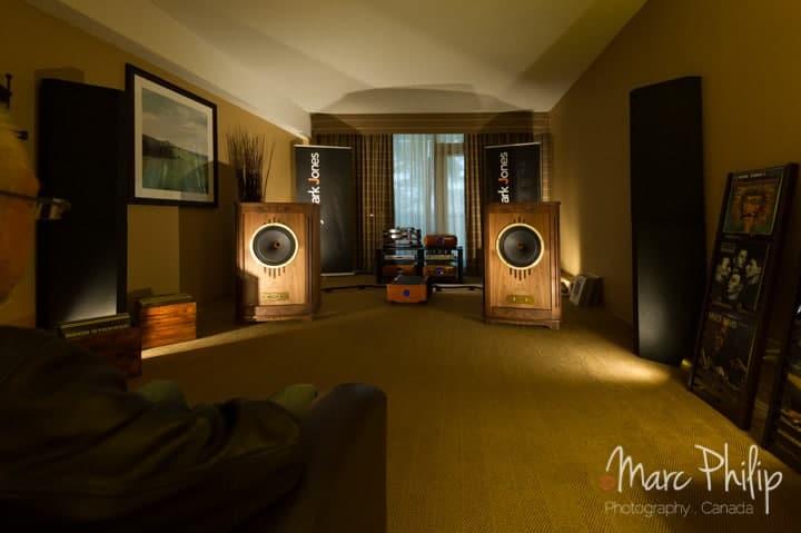 Audio by Mark Jones, Taves 2014