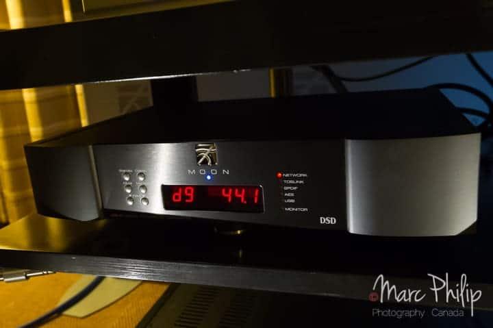 DAC Simaudio Neo 380D DSD