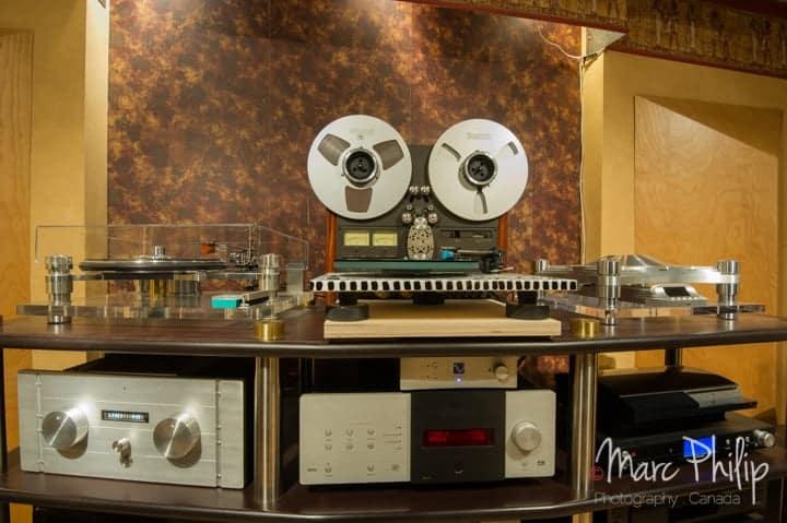 Installation et comparaison de la cellule Charisma Audio MC-2