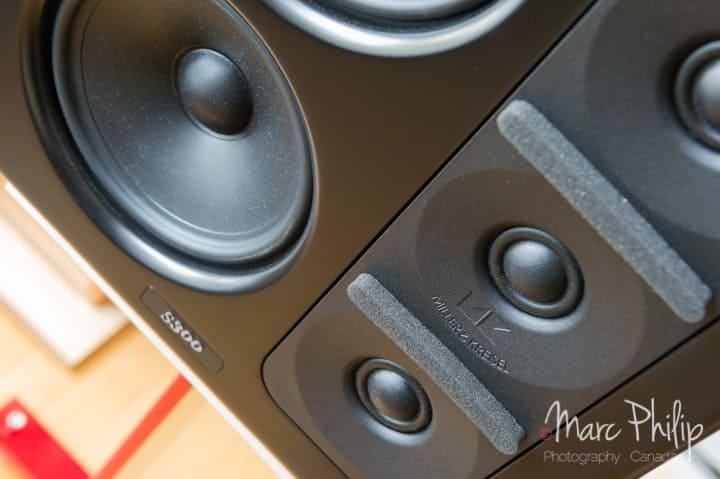 M&K Sound s300 THX Ultra 2