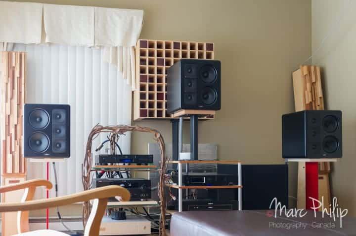M&K Sound s300 THX