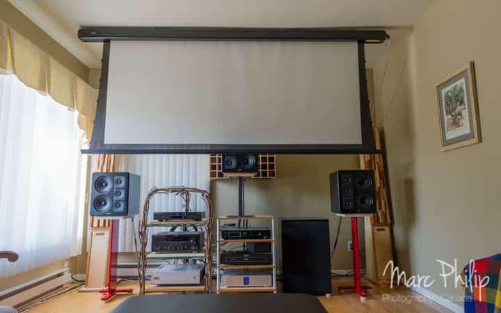 M&K Sound s300 THX + X12 THX Ultra 2 subwoofer
