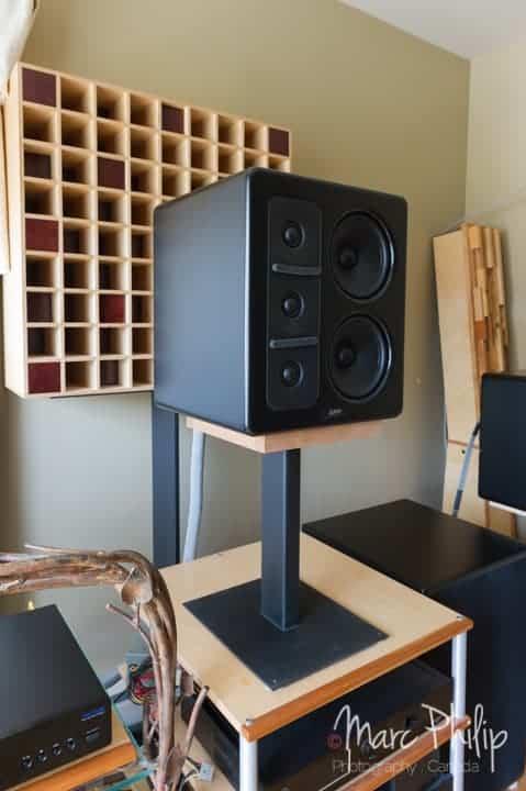 M&K Sound s300 THX en voie centrale