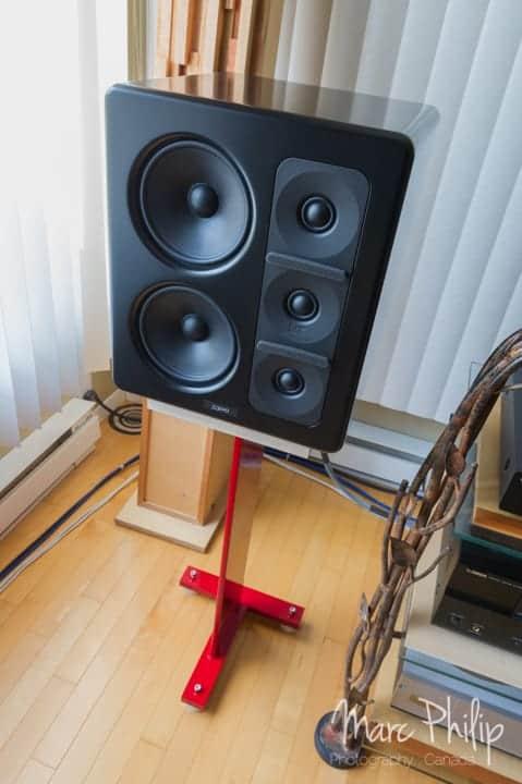 M&K Sound s300 THX monitor