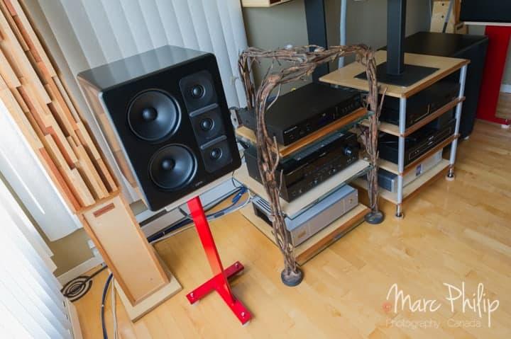 M&K Sound s300 THX Ultra 2 Monitor