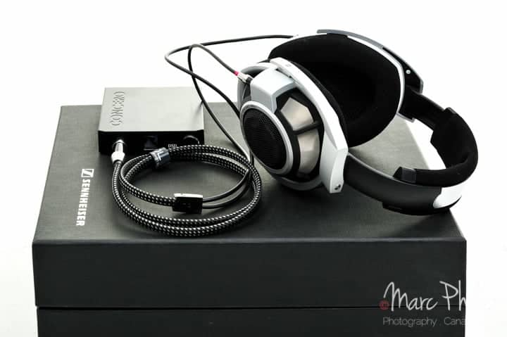 USB DAC Resonessence Labs + HD800 + câble ADL iHP-35Hx