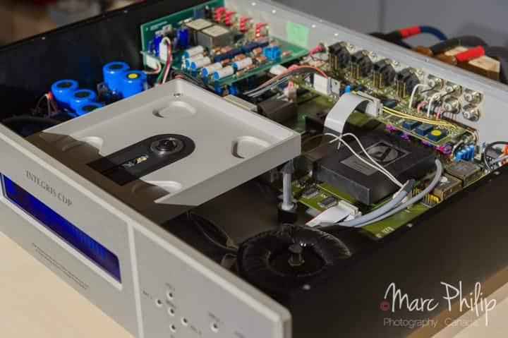 CDP integris by Aurum Acoustics