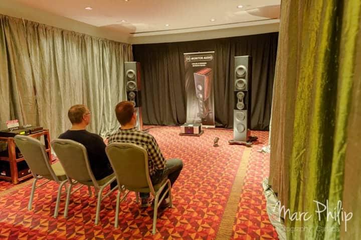 Monitor Audio et Cyrus