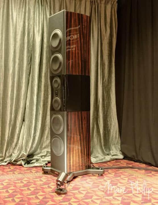 Monitor Audio Platinum 500 II