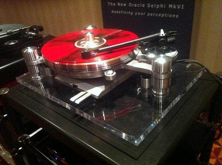 Oracle Audio, modèle Delphy MK VI