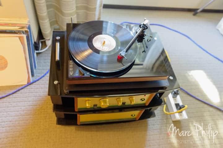 Phonographe et Luna Câbles