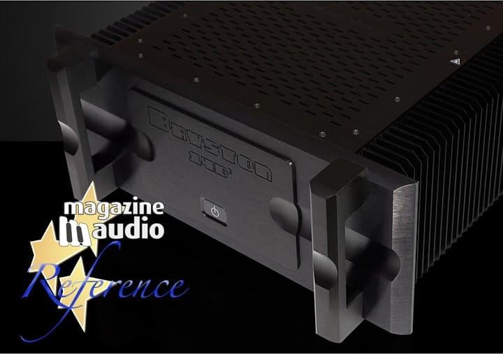 Amplificateur Bryston 14B SST3