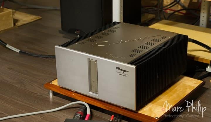 Amplificateur Reymio 777