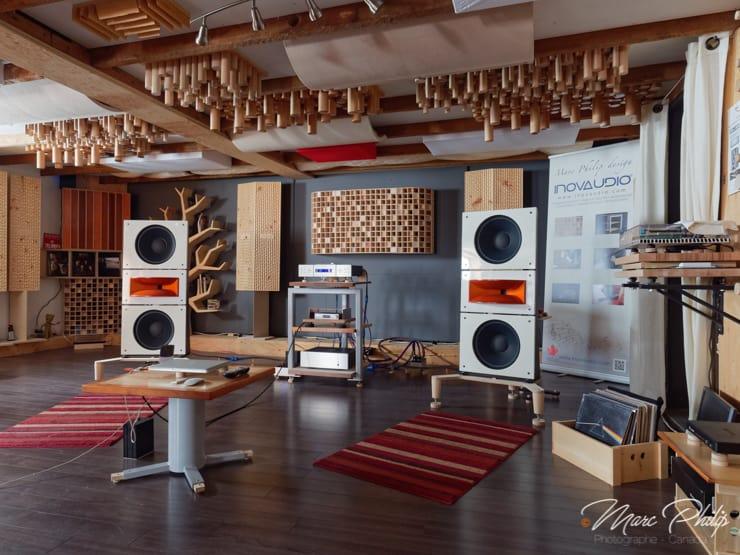 inovaudio room acoustics