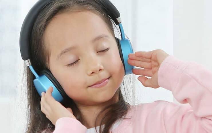 Système d'écouteurs pour enfants PuroQuiet