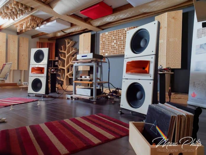 PureAudioProject trio 15 Horn1
