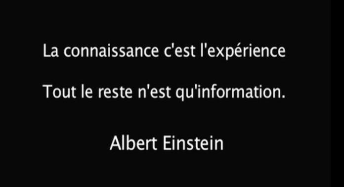 Albert avait raison